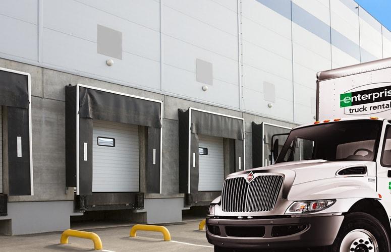 Moving Trucks Vans Commercial Trucks More Enterprise Truck Rental