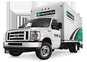 16 Foot Cabover Truck Rental Business Use Enterprise Truck Rental
