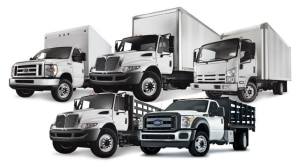 We sell our used commercial trucks